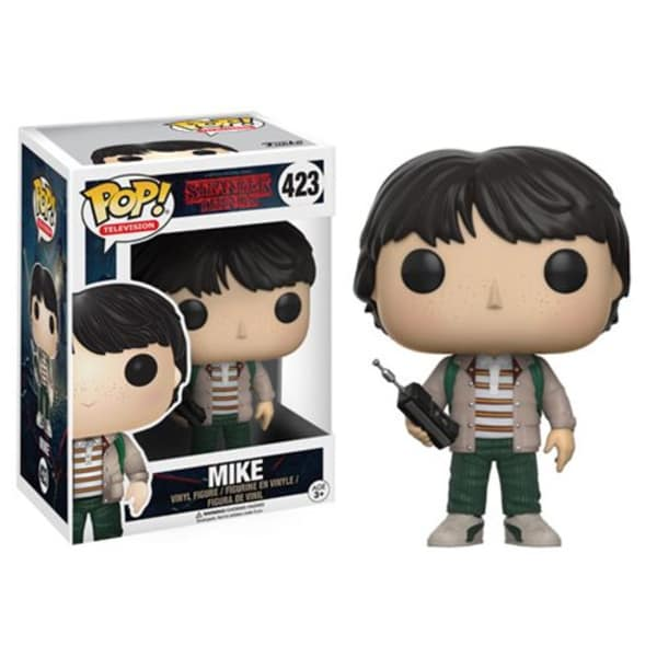 Funko Pop Stranger Things - Mike w/ Walkie Talkie #423