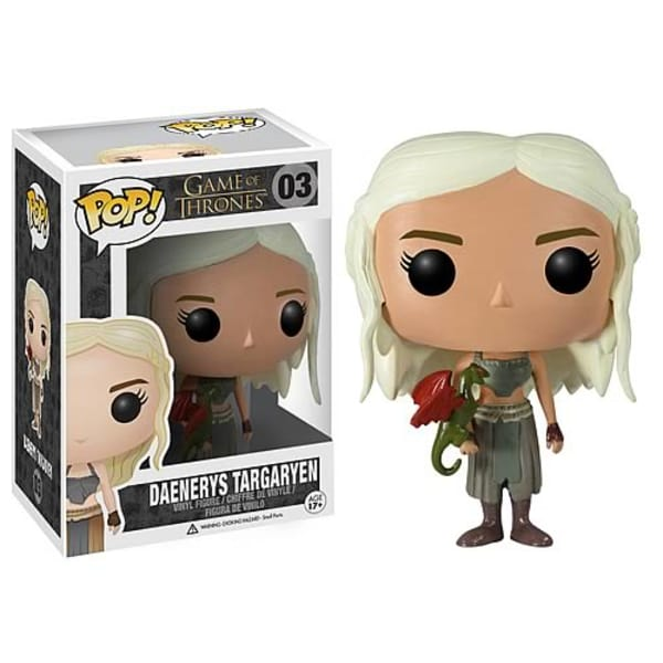 Funko Pop Game of Thrones - Daenerys Targaryen #03