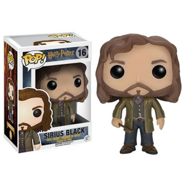 Funko Pop Harry Potter - Sirius Black #16