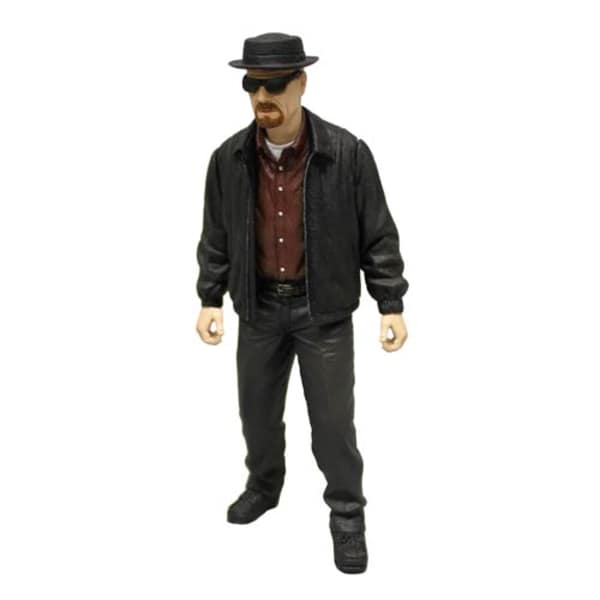 Breaking Bad Heisenberg (Walter White) 12 Inch Action Figure