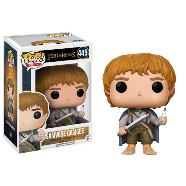 Lord Of The Rings - Samwise Gamgee Pop! Figure