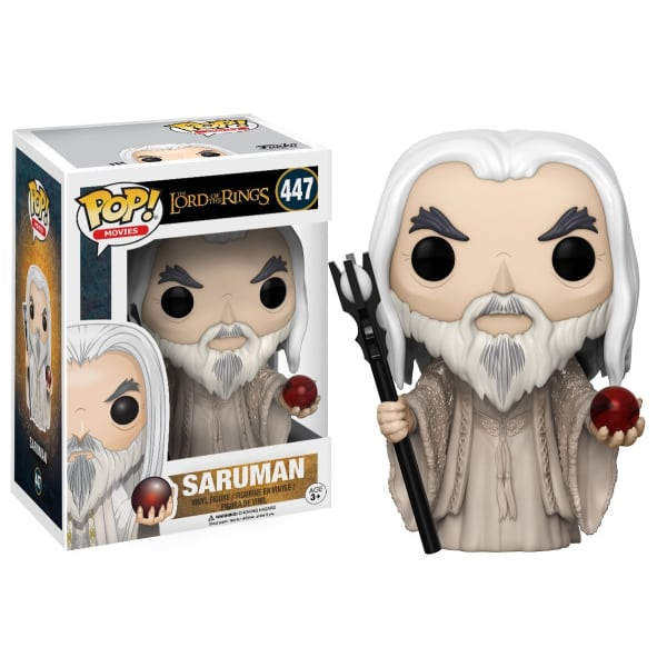 Lord Of The Rings - Saruman Pop! Figure