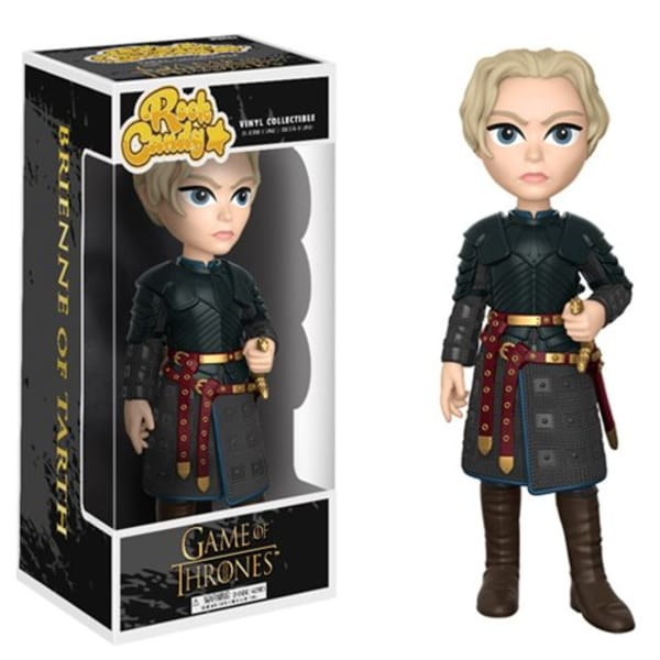 Game of Thrones Brienne of Tarth Rock Candy Vinyl Figure