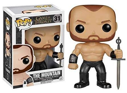 The Mountain - Game of Thrones Funko Pop