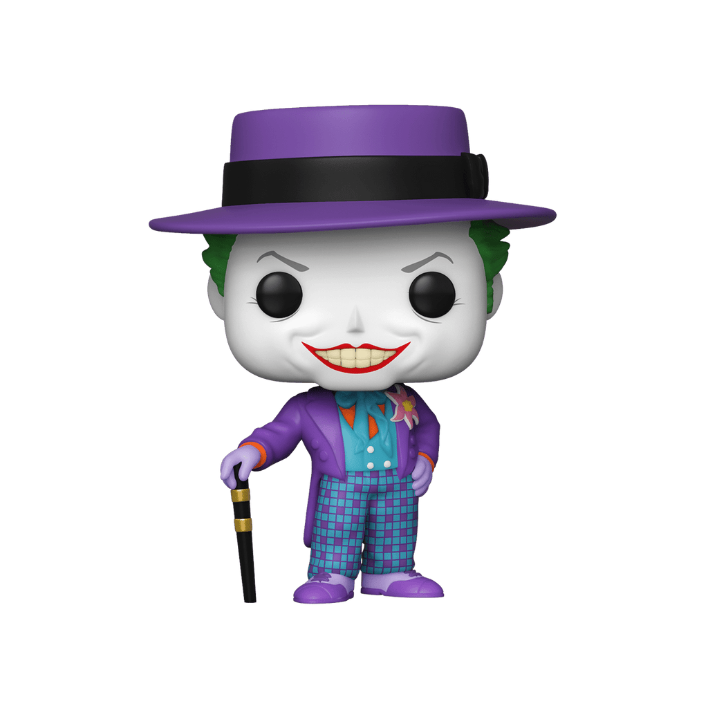 Funko Batman (1989) - Joker with Hat Pop Figure #337