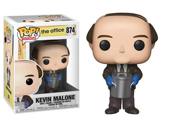 Kevin Malone w/Chili - The Office Funko Pop #874