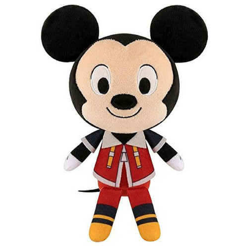 Funko Plushies - Mickey Mouse (Kingdom Hearts) Soft Toy Figure
