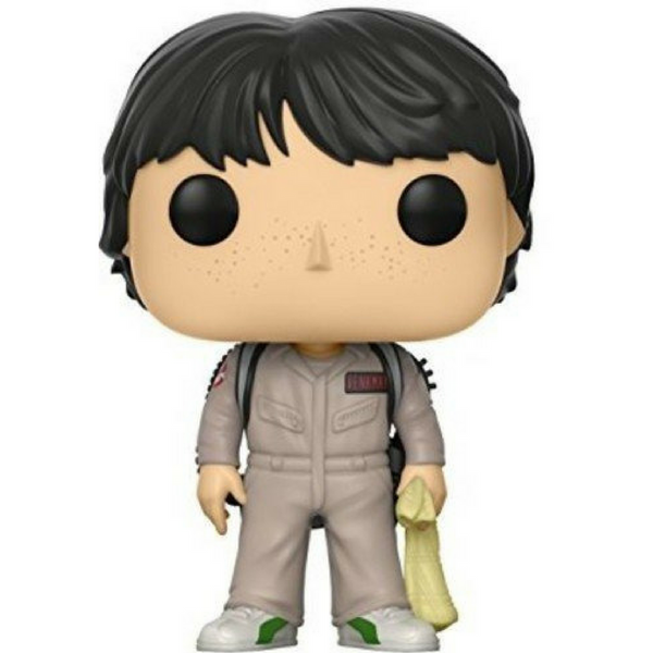 Stranger Things - Mike Ghostbusters Funko Pop Figure #546