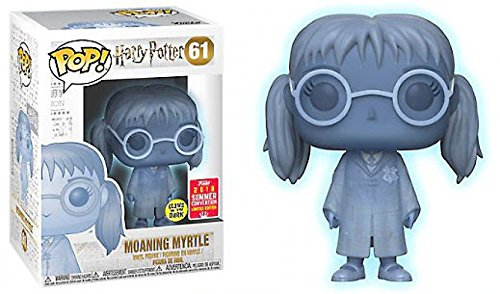 Harry Potter - Moaning Myrtle SDCC Exclusive Funko Pop Figure #61