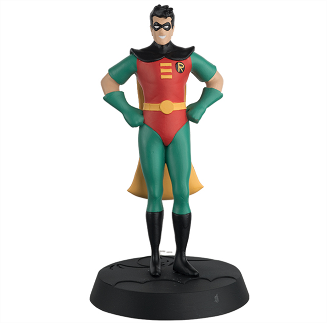 Robin - DC Animated (Eaglemoss)