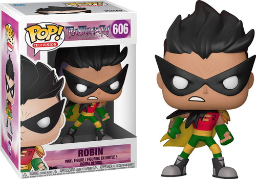 Robin - Teen Titans Go! - The Night Begins to Shine Pop #606
