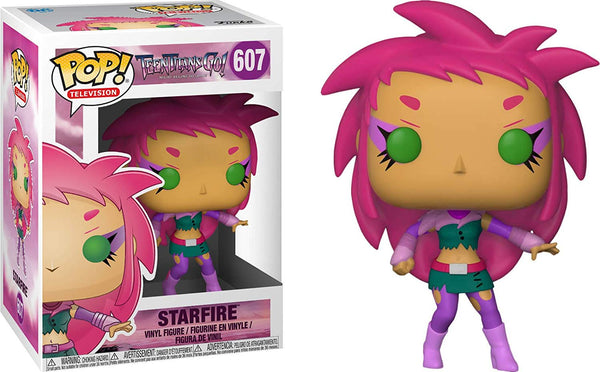 Starfire - Teen Titans Go! - The Night Begins to Shine Pop #607