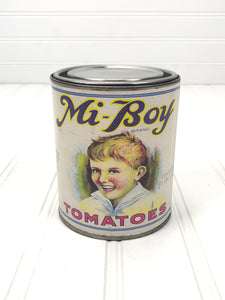 Mi Boy Tomatoes Can