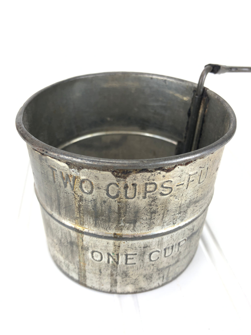 Antique Sifter Cup