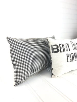 Berry Hollow Farms Pillow