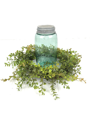 Small Baby Grass Wreath