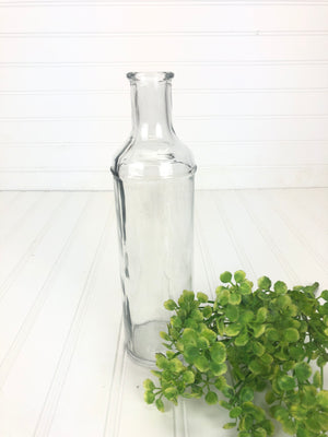 Skinny Glass Bottle