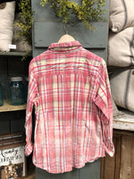 Farmhouse Button-Up #43 (Extra Large)