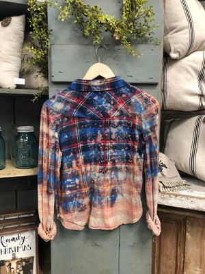 Farmhouse Flannel #3 (Extra Small)