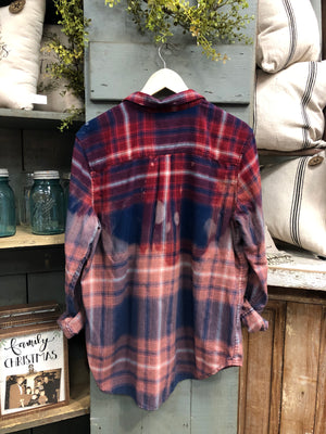 Farmhouse Flannel #42 (Extra Large)