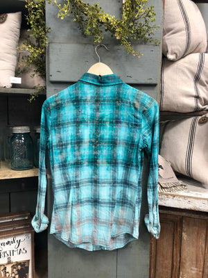 Farmhouse Flannel #7 (Small)