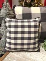 Buffalo Check Pillow (Small)