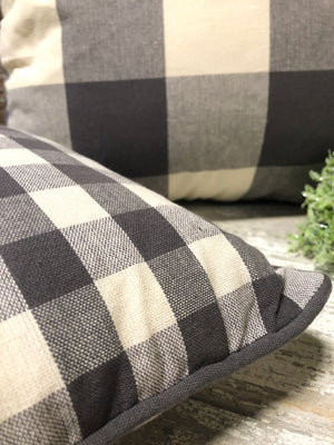 Buffalo Check Pillow (Large)