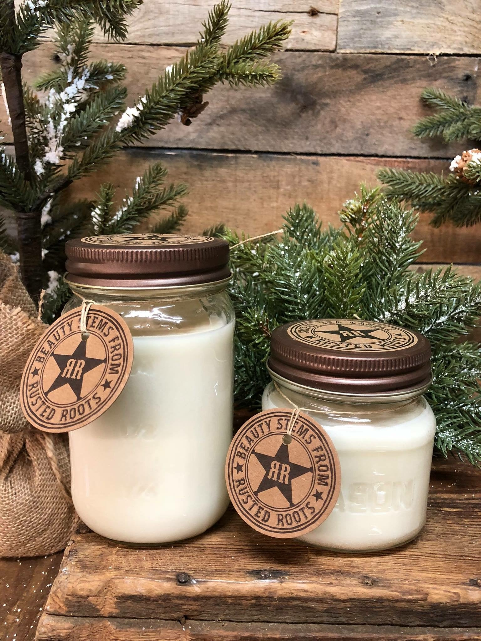 Sweet Tea Candles (8oz)
