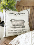 Stoneybrook Farm Pillow