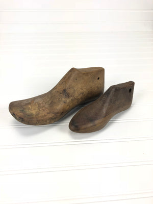 Antique Shoe Mold (Adult)