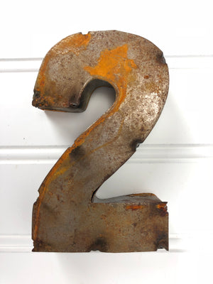 Rusty Metal Number 2