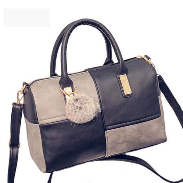 Woman Boston Bag