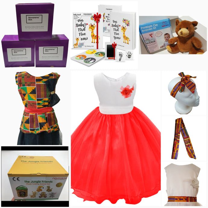 Kids Toys, Books and Clothing Subscription Box - Laura Baby and Company