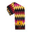 "ANKARA Extra Long 72""×22"" Headwraps ANKARA Dashiki African Print Head Wraps/Scarfs for Women Multicolor Headwrap Tie Hat- Ethnic Tribal - Laura Baby and Company"