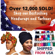 "18 Colors Extra Long 70"" Headwraps 
