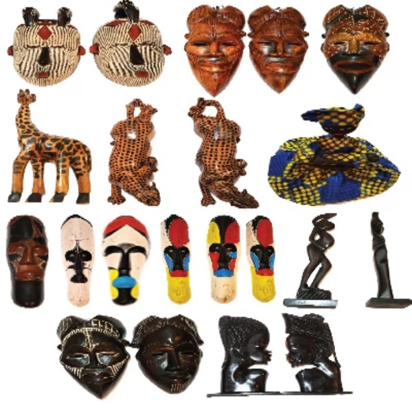 African Inspired Home Decor Subscription Box - Laura Baby and Company