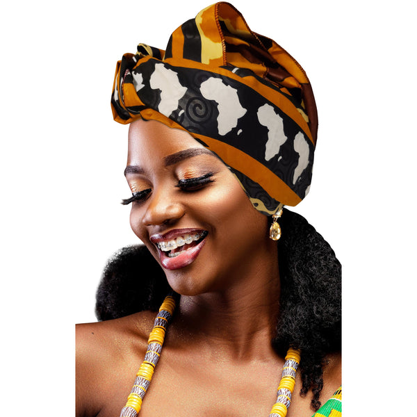 2 Pack (1 Kente + 1 Ankara)