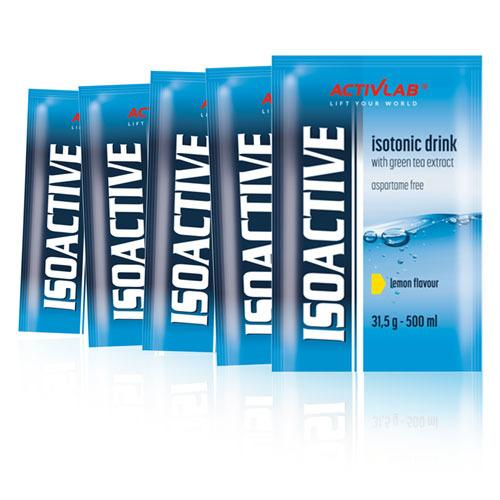 Box of Isoactive Single Use - 31,5g x 20