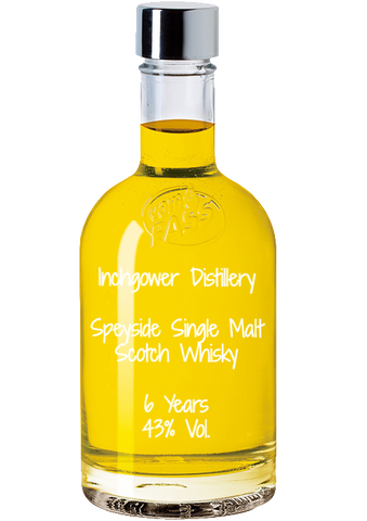 Inchgower Distillery, Speyside Single Malt Scotch Whisky, 6 Years