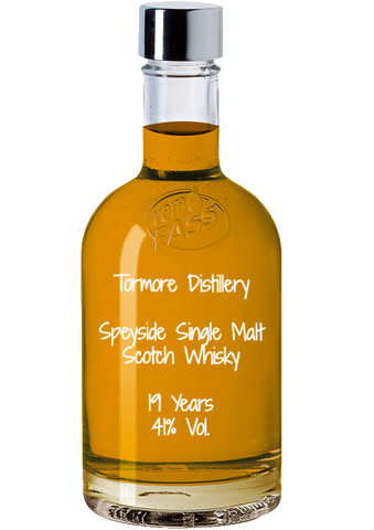 Tormore Distillery, Speyside Single Malt Scotch Whisky, 19 Years
