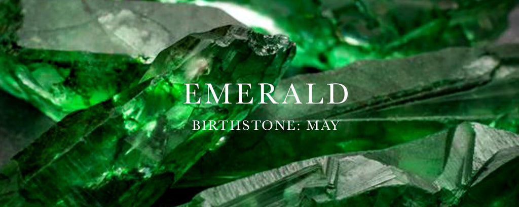 May birthstone, emerald, Nouveau Jewellers