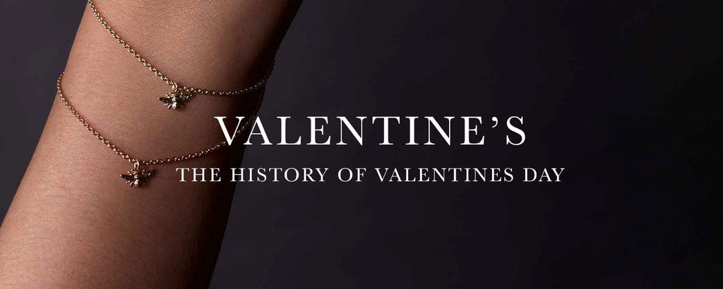 beehive collection, nouveau jewellers, history of valentines