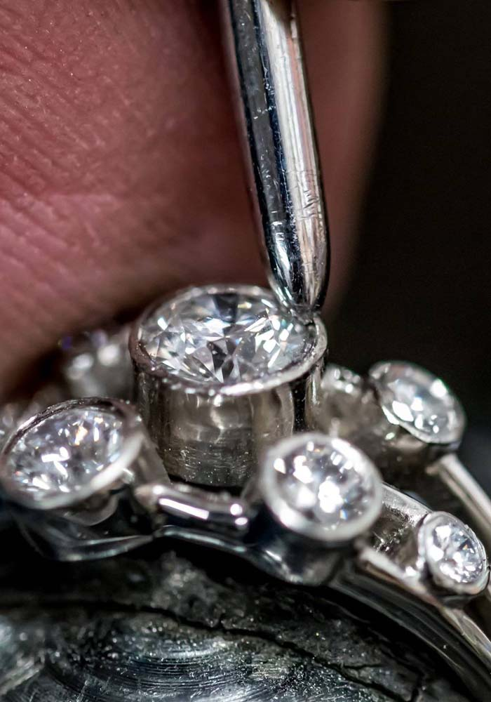 nouveau jewellers, diamond fittings, jewellery repairs manchester