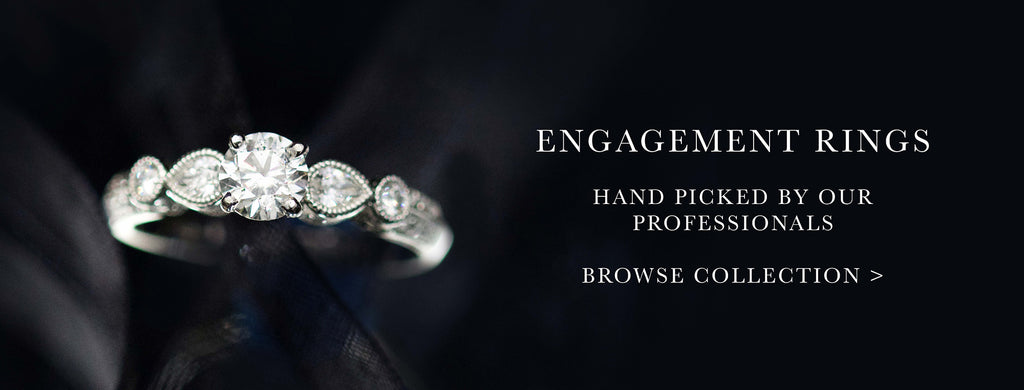 diamond rings, nouveau jewellers, jewellers in manchester, engagement rings