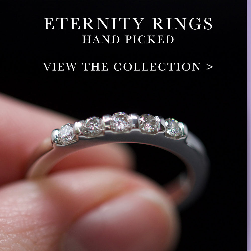 eternity rings, nouveau jewellers, jewellers in manchester