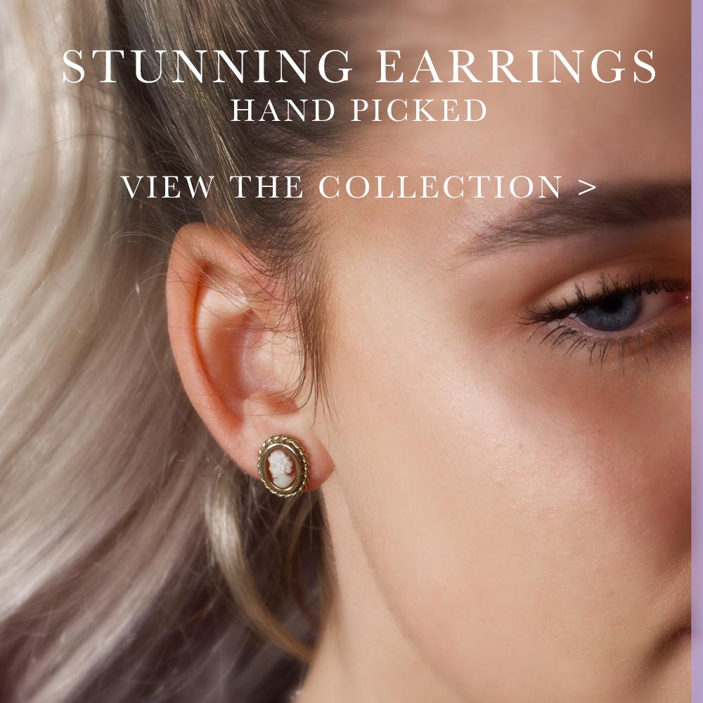 quality earrings, nouveau jewellers, jewellers in manchester