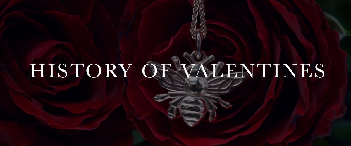 history of valentines, nouveau jewellers manchester, manchester family jewellers, gift ideas