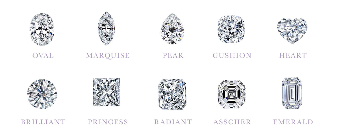 Diamond cuts at nouveau jewellers manchester, nouveau jewellers diamonds