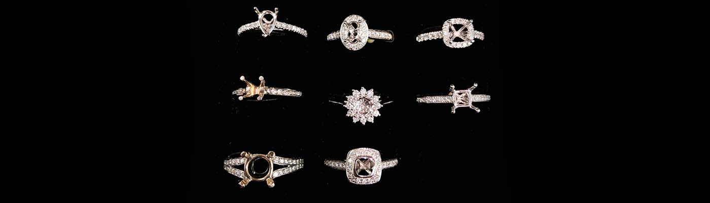 nouveau jewellers semi sets, buying loose diamonds, custom engagement ring manchester