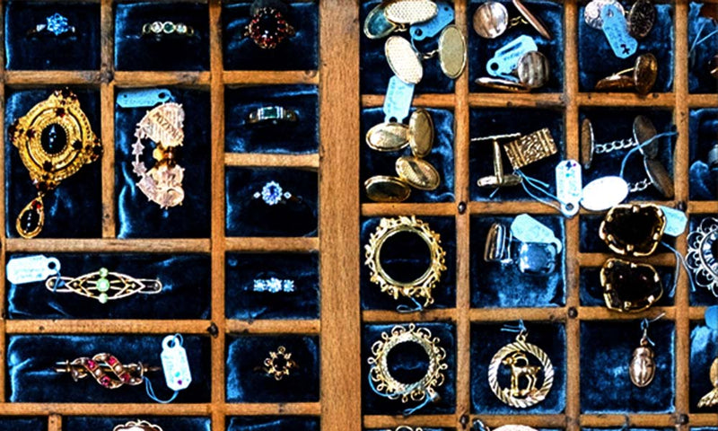 vintage jewellery for sale, refurbished jewellery, nouveau jewellerys